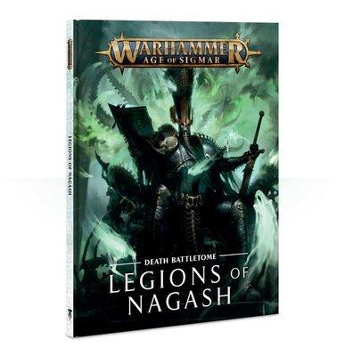 Battletome: Legions of Nagash (English HB) - Warhammer Age of Sigmar - Games Workshop