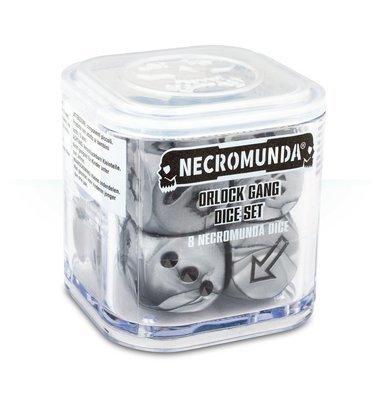 Necromunda: Würfel für Orlock-Gangs Dice - Games Workshop