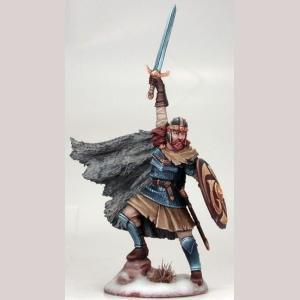 Alfyn Crowkiller Wildling Captain - Dark Sword Miniatures