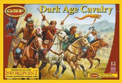 Dark Age Cavalry - SAGA - Gripping Beast