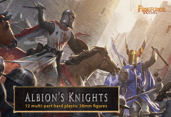 Albion's Knights (12) - Deus Vult - Fireforge Games