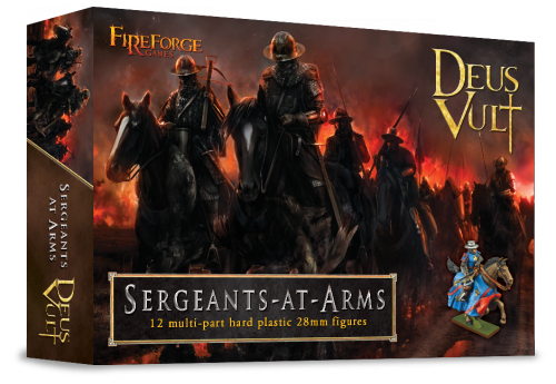 Sergeants at Arms (12) - Fireforge Games