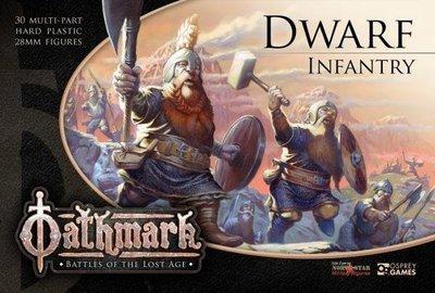 Dwarf Infantry - Oathmark