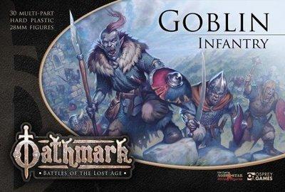 Goblin Infantry - Oathmark
