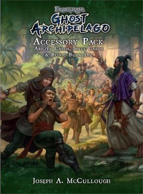 Frostgrave Ghost Archipelago (English) - Accessory Pack