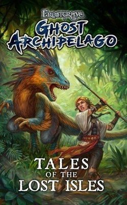 Tales of the Lost Isles Frostgrave Ghost Archipelago (Novel,English) - Accessory Pack