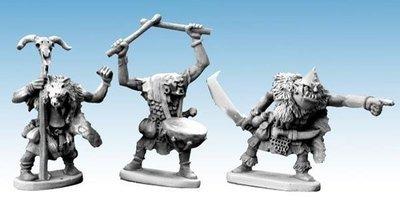 Great Goblin, Shaman, Drummer - Oathmark