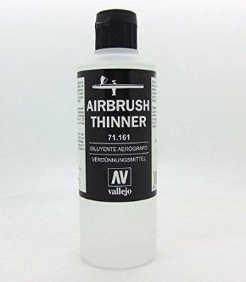 Airbrush Thinner 200ml - Vallejo