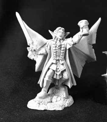 Vampire - Reaper Miniatures