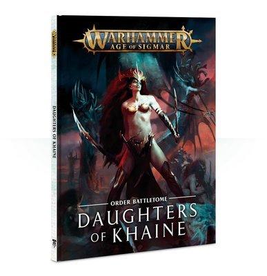 Battletome: Daughters of Khaine (Englisch) - Warhammer Age of Sigmar - Games Workshop