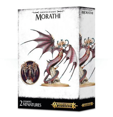 Morathi - Daughters of Khaine - Warhammer Age of Sigmar - Games Workshop