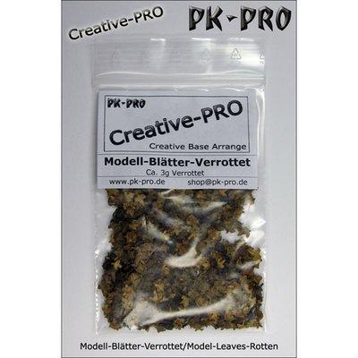 CP-Modell-Blätter-Verrottet - PK-Pro