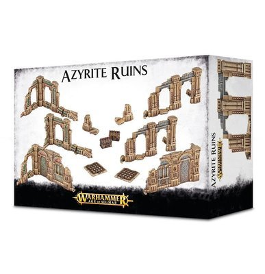 Azyrite Ruins - Warhammer Age of Sigmar Gelände - Games Workshop