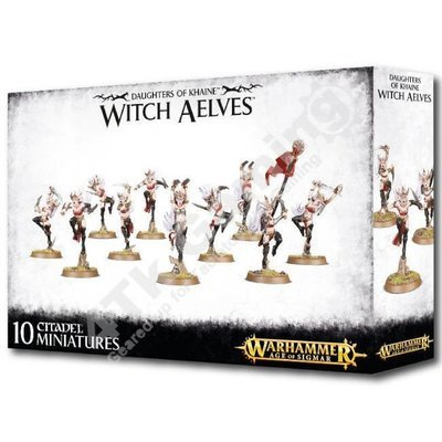 Witch Aelves - Daughters of Khaine - Warhammer Age of Sigmar - Games Workshop