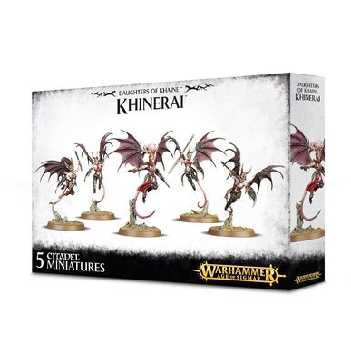KHINERAI - Daughters of Khaine - Warhammer Age of Sigmar - Games Workshop