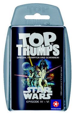 Star Wars IV-VI Top Trumps - Winning Move