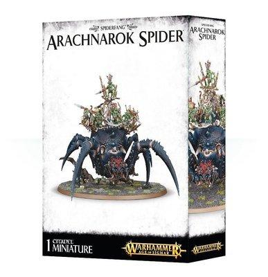 MO: Spiderfang ARACHNAROK-SPINNE - Games Workshop