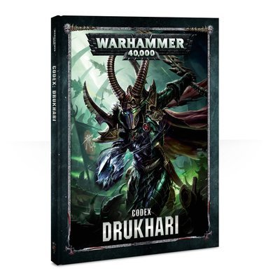 Codex: Drukhari (HB ENGLISH) - Warhammer 40.000 - Games Workshop