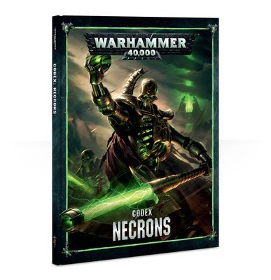 Codex: Necrons Deutsch - Warhammer 40.000 - Games Workshop