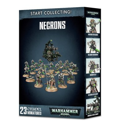 Start Collecting! Necrons - Warhammer 40.000 - Games Workshop