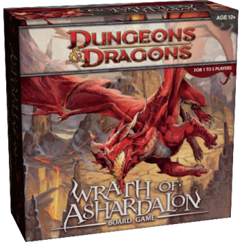 D&D Wrath of Ashardalon - Brettspiel