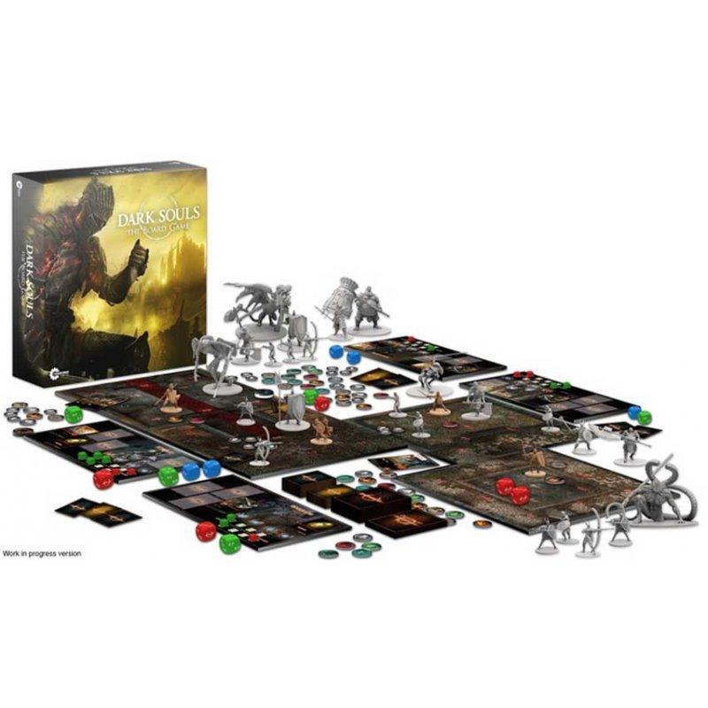 Dark Souls The Board Game (EN) - Brettspiel