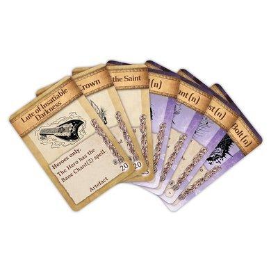 Artefact/Spell Cards Artefakte Zaubersprüche - Erweiterung - Kings of War
