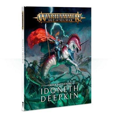 Battletome: Idoneth Deepkin (English) - Warhammer Age of Sigmar - Games Workshop