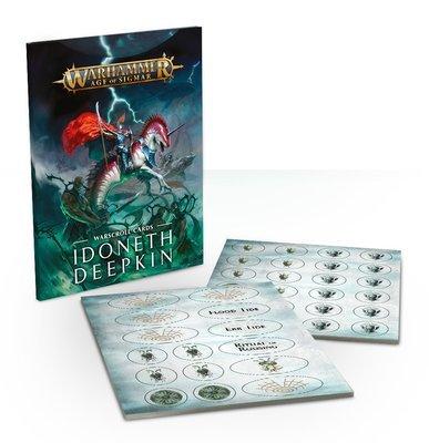 Warscroll Cards: Idoneth Deepkin (English) - Warhammer Age of Sigmar - Games Workshop
