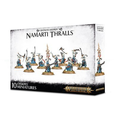 Namarti Thralls - Idoneth Deepkin - Warhammer Age of Sigmar - Games Workshop