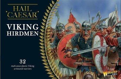 Viking Hirdmen - Hail Caesar - Warlord Games