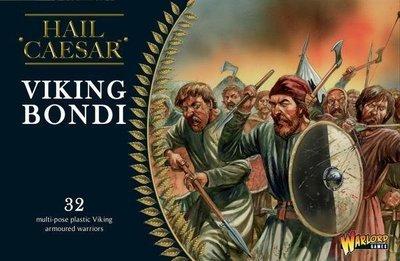 Viking Bondi - Hail Caesar - Warlord Games