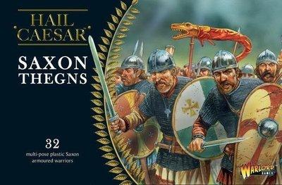 Saxon Thegns - Hail Caesar - Warlord Games