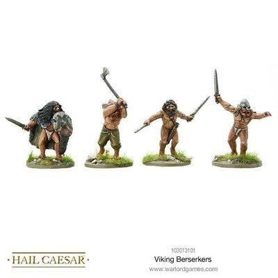 Viking Berserkers - Hail Caesar - Warlord Games