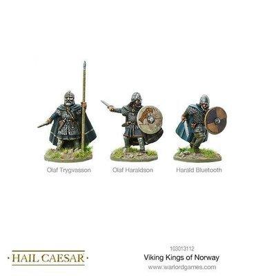 Viking Kings of Norway - Hail Caesar - Warlord Games