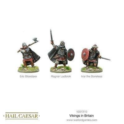 Vikings in Britain - Hail Caesar - Warlord Games
