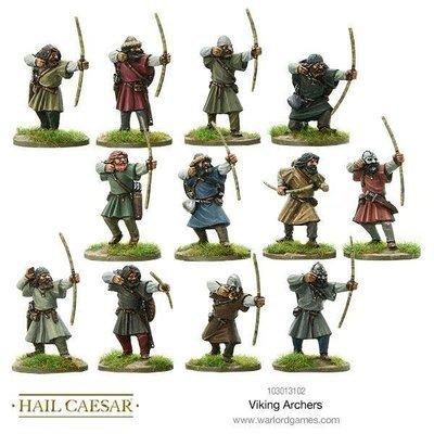 Viking Archers - Hail Caesar - Warlord Games