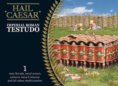 Early Imperial Romans: Testudo! - Hail Caesar - Warlord Games
