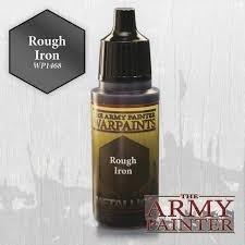Rough Iron - Army Painter Warpaints