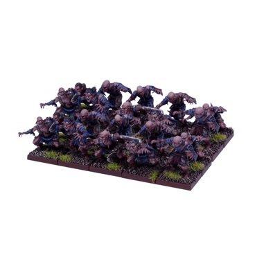 Ghoul Regiment (20) - Untote - Kings of War - Mantic Games