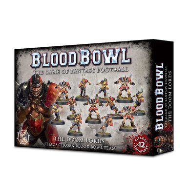 Doom Lords - Blood Bowl - Games Workshop