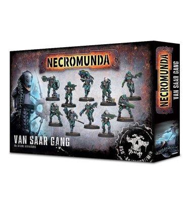 Necromunda: Van Saar Gang - Games Workshop