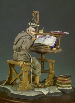 The Name of the Rose - 54mm - Andrea Miniatures