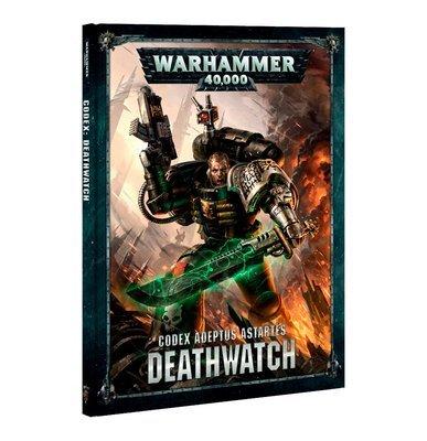 Codex: Deathwatch (HB English) - Warhammer 40.000 - Games Workshop