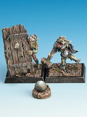 Tarro&Ampara - Goblin Piraten - Freebooter's Fate