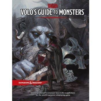 Dungeons & Dragons Volos Almanach der Monster - DEUTSCH