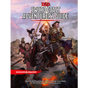 Dungeons & Dragons Sword Coast Adventurer's Guide English