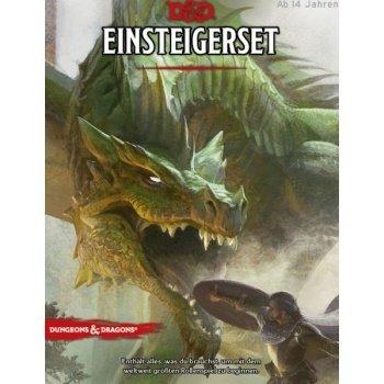 Dungeons & Dragons D&D - Einsteigerset - Deutsch