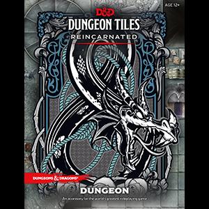 Dungeons & Dragons D&D - Dungeon Tiles Reincarnated Dungeon - EN