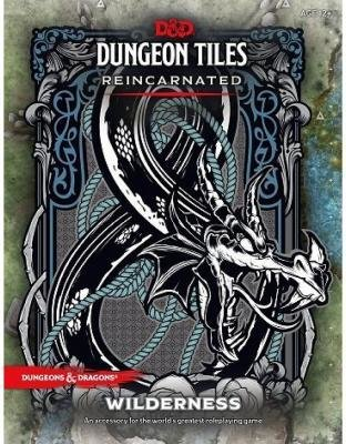 Dungeons & Dragons D&D - Dungeon Tiles Reincarnated Wilderness - EN